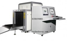 Steel Penetration 34 mm Ideal X-Ray Inspection System for Big Heavy Packages